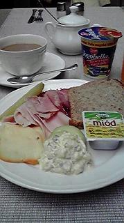 ポーランド朝食1