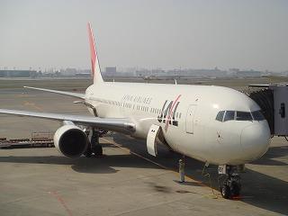 JAL機羽田AP1