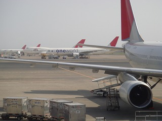 JAL機体2
